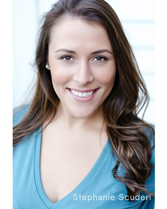 Stephanie Scuderi Headshot